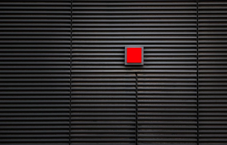 Photo wallpaper strip, wall, wall, square, square, stripes