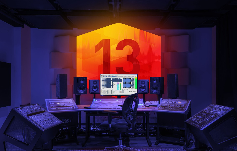 Photo wallpaper audio, mastering, MAGIX Sound Forge Pro