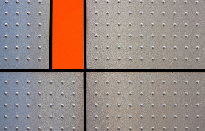 Photo wallpaper strip, figure, stripes, shapes