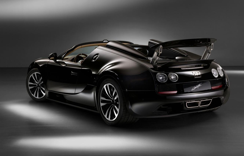 "Photo wallpaper Roadster, Bugatti, Veyron, Grand Sport, 2013, ""Speed"", ""Jean Bugatti"""