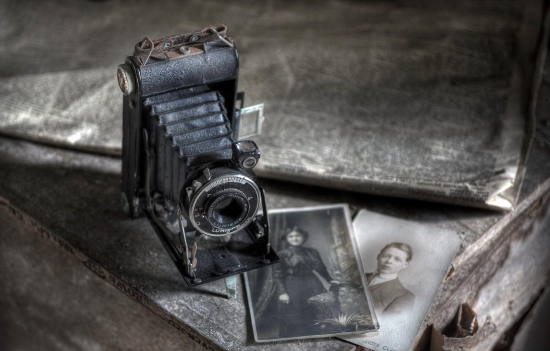 Photo wallpaper photo, background, camera