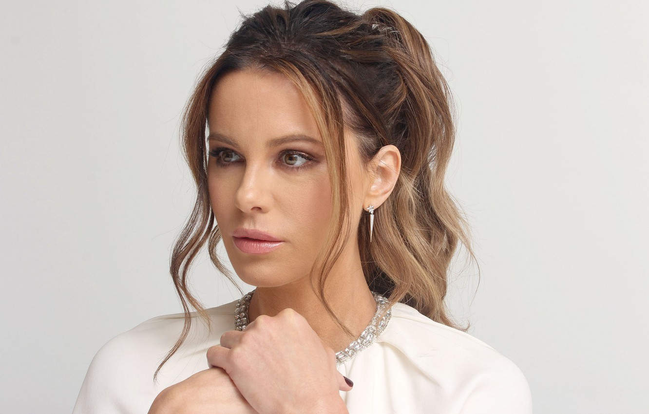 Wallpaper Look Pose Actress Kate Beckinsale Kate