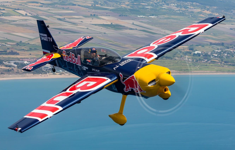 Photo wallpaper flight, monoplane, Zivko Edge 540T, light sport aircraft