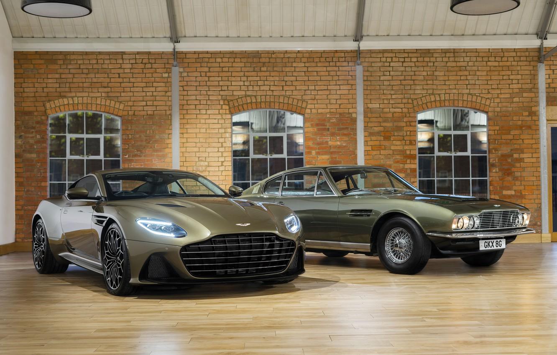 Photo wallpaper Aston Martin, DBS, Superleggera, 2019, OHMSS, OHMSS Edition