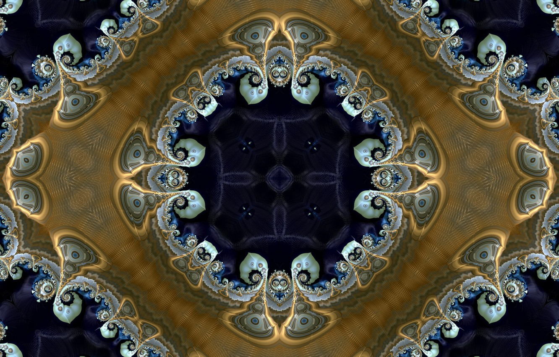 Photo wallpaper pattern, color, rhombus