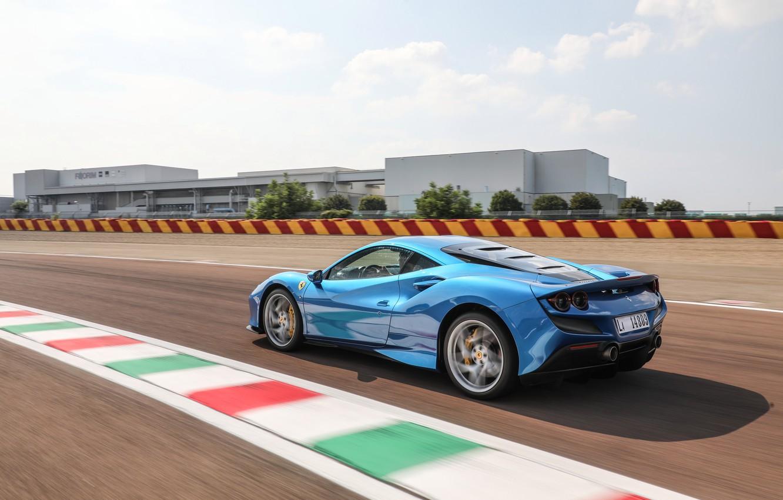 Wallpaper speed, Ferrari, supercar, 2019, Tribute, Ferrari ...