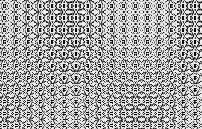 Photo wallpaper line, art, pattern, black and white