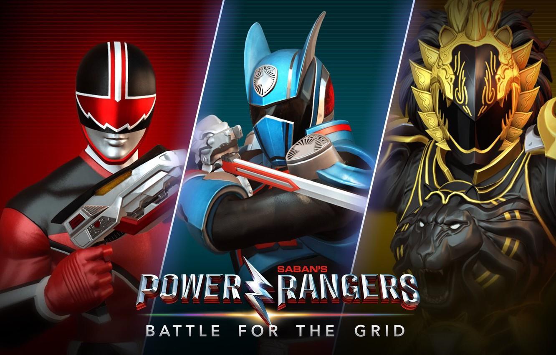 Wallpaper Sword Game Weapon Warrior Power Rangers Shadow