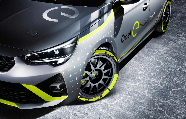 Photo wallpaper Opel, Rally, Opel Corsa-e Rally, Travel-and, Corsa-e Rally