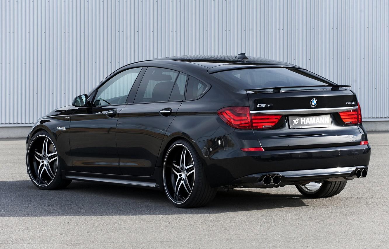 Photo wallpaper reflection, BMW, Hamann, 2010, Gran Turismo, 550i, 5, F07, 5-series, GT