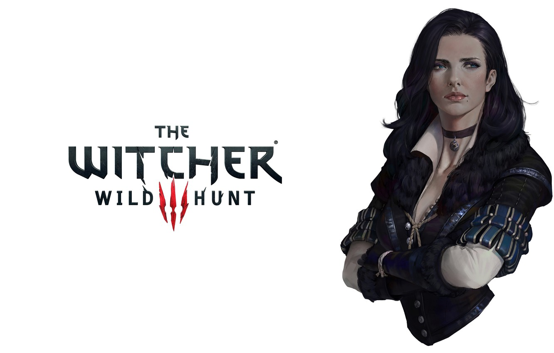 Photo wallpaper The Witcher, The Witcher, Geralt, CD Projekt RED, , Jennifer