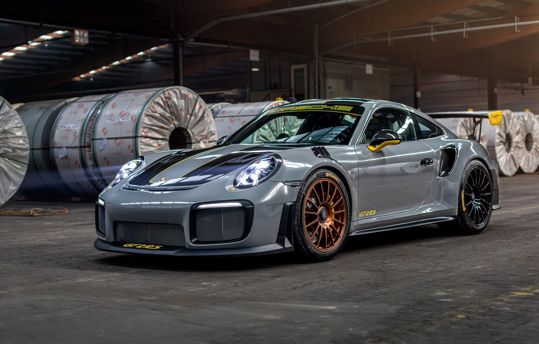 Photo wallpaper 911, Porsche, GT2 RS, 991, Edo Competition, 2020