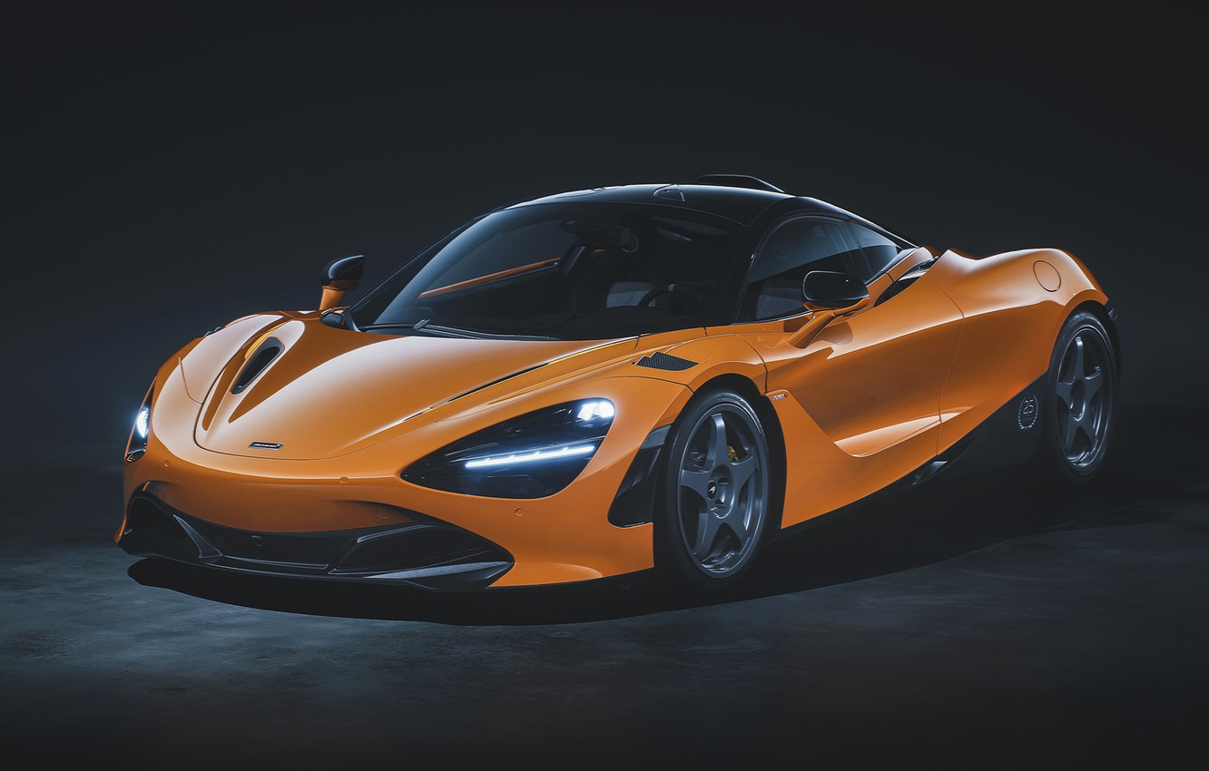 Photo wallpaper McLaren, 720S, Le Mans Special Edition