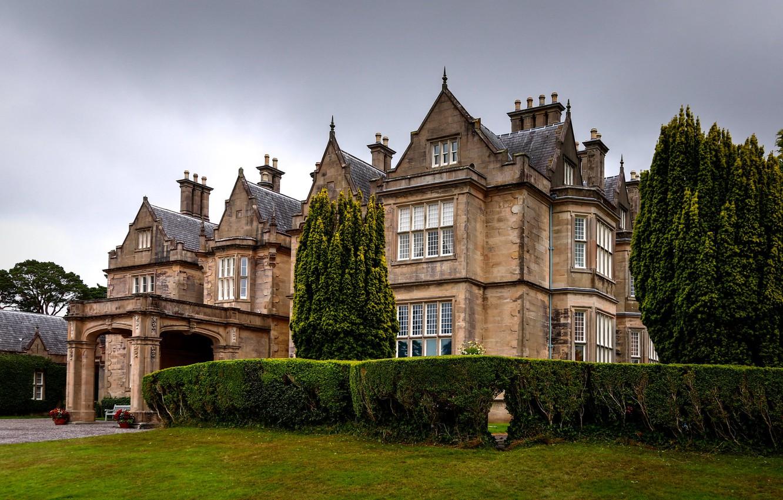 Photo wallpaper estate, Muckross House, Killarney national Park