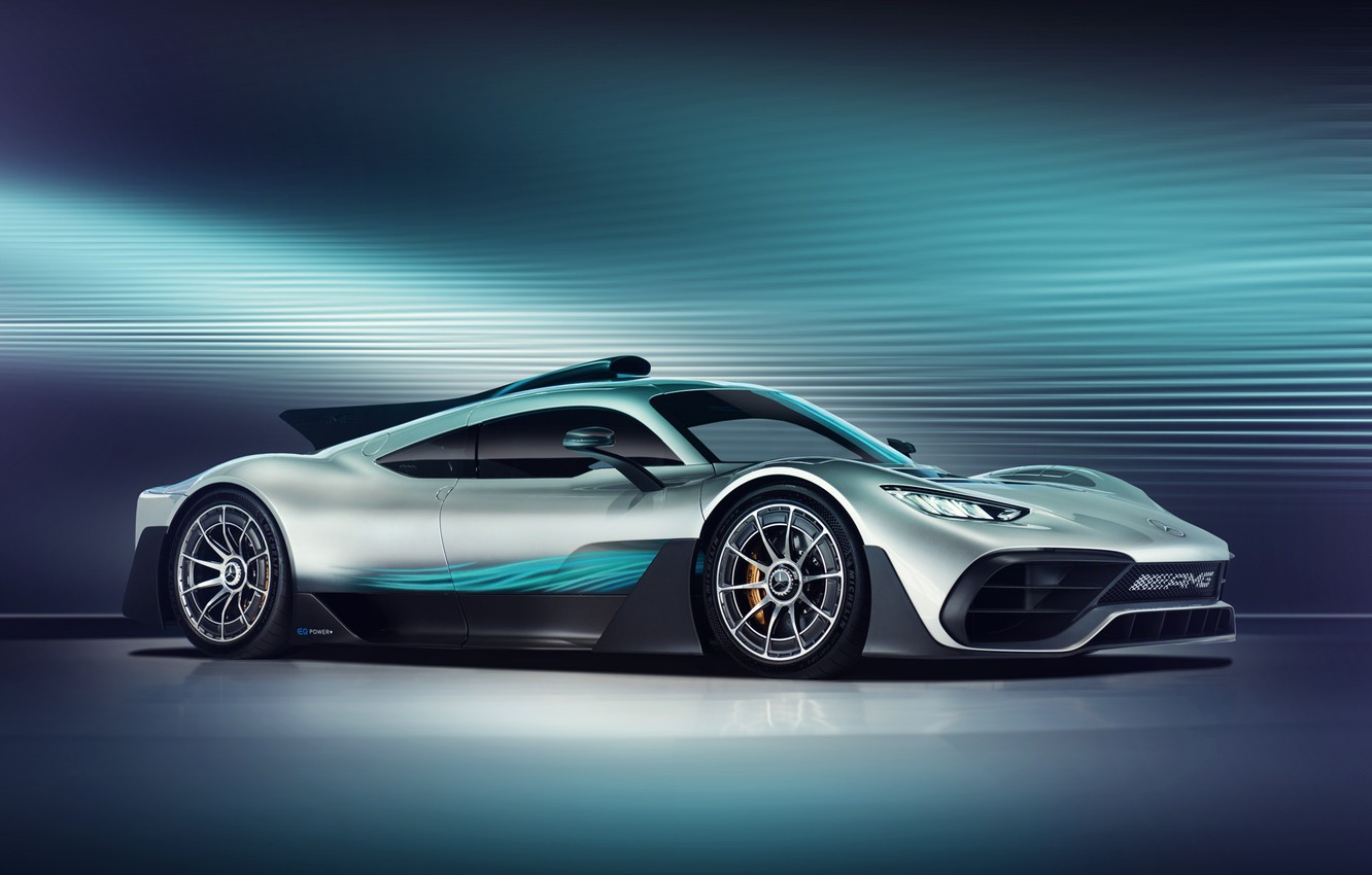 Photo wallpaper Mercedes, AMG, Project, ONE