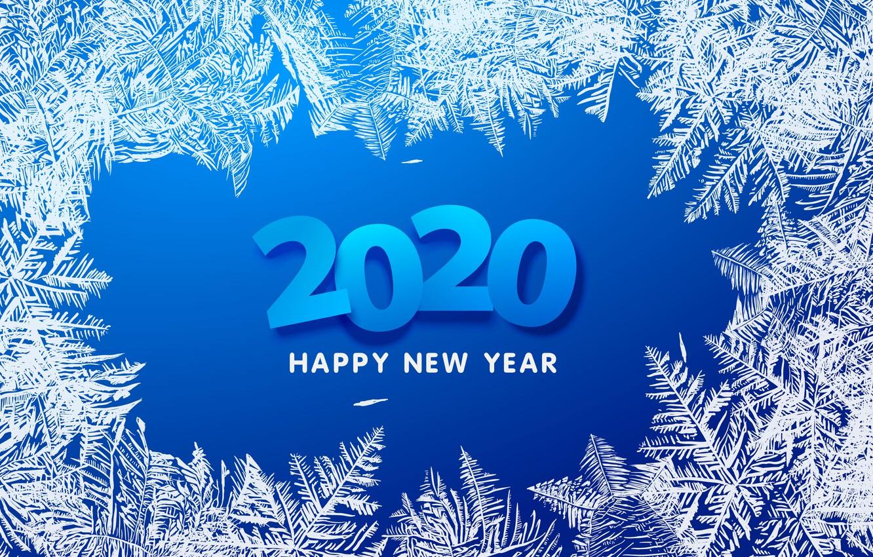 Photo wallpaper Christmas, New year, New Year, 2020