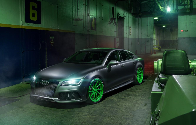 Photo wallpaper Audi, Audi, RS7, Audi RS7