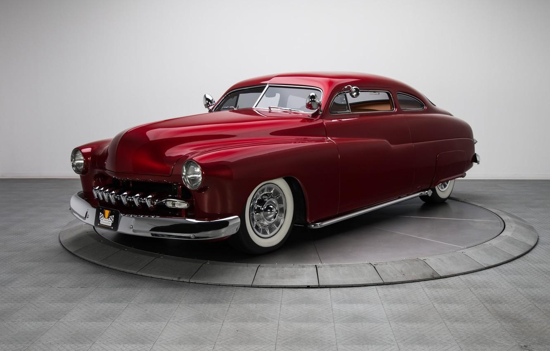 Photo wallpaper Coupe, Vehicle, Mercury