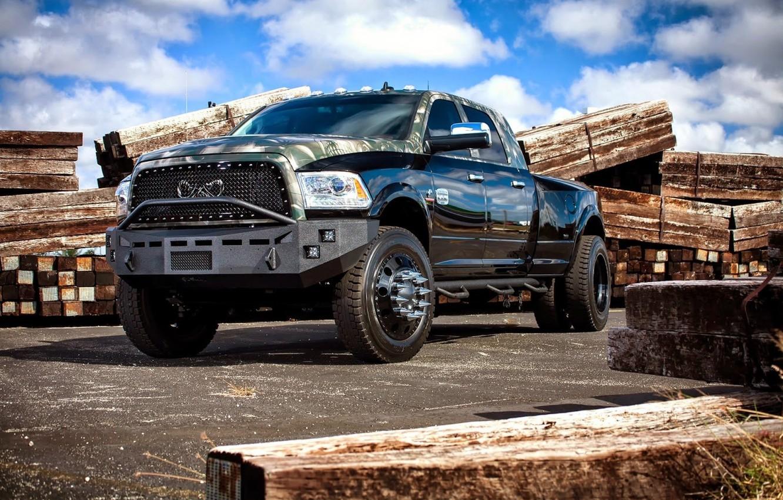 Wallpaper Dodge Pickup Ram Custom Dodge Ram 3500 Vehicle Off Road American Force Images For Desktop Section Dodge Download