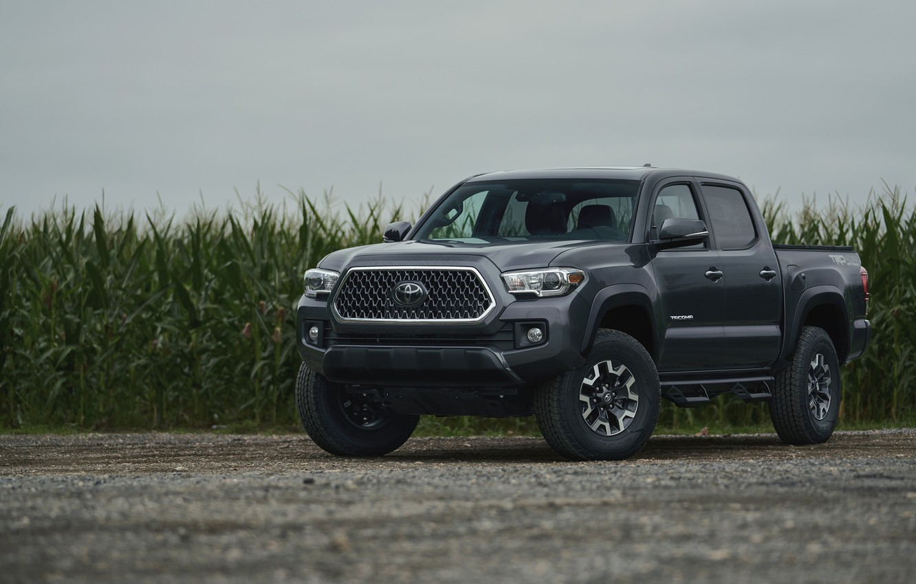 Wallpaper Toyota Trd Tacoma Offroad Images For Desktop
