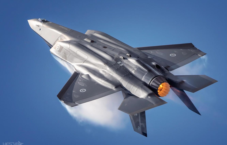 Glauert, F-35 Lightning II, HESJA Air ...