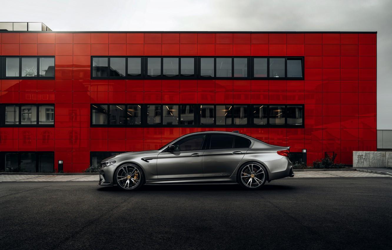 Photo wallpaper wall, BMW, sedan, AC Schnitzer, four-door, M5, F90, 2019, ACS5 Sport