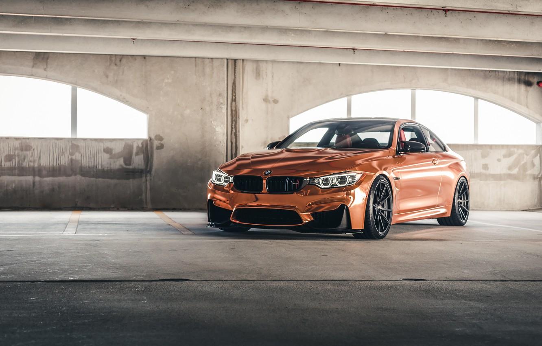 Photo wallpaper BMW, Light, F82, Sight, Bronze, LED