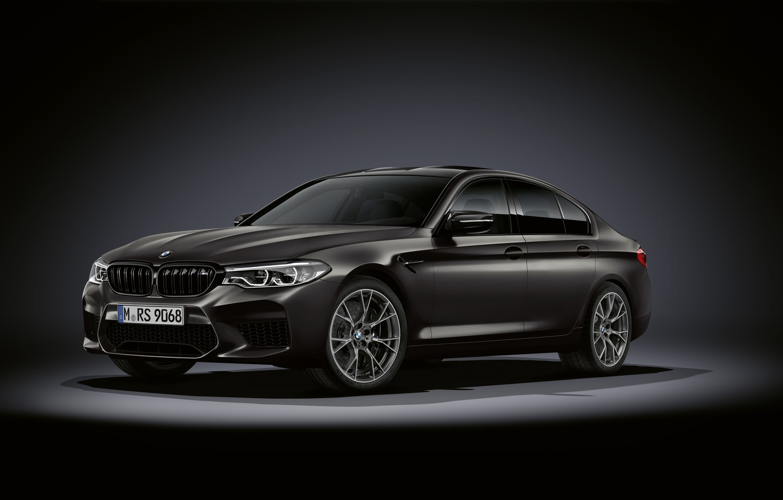 Photo wallpaper BMW, sedan, BMW M5, four-door, M5, F90, 2019, Edition 35 Years