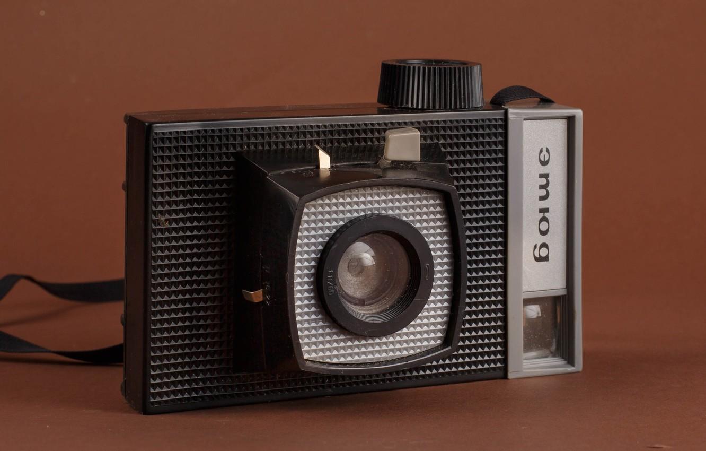 Photo wallpaper photo, USSR, Etude, photographer Alexander butchers, old camera