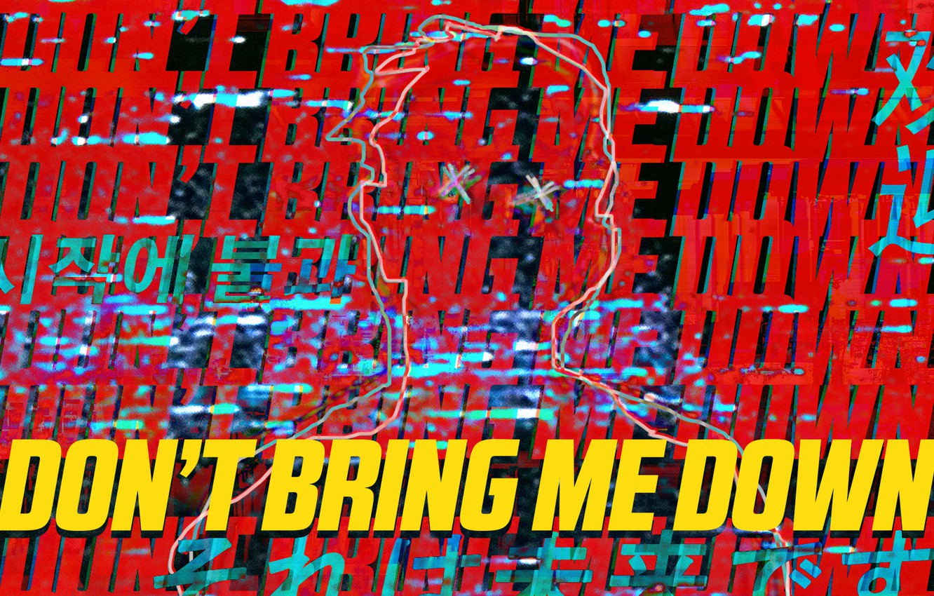 Photo wallpaper Music, Cover, Monstercat, Justin OH, Don't Bring Me Down