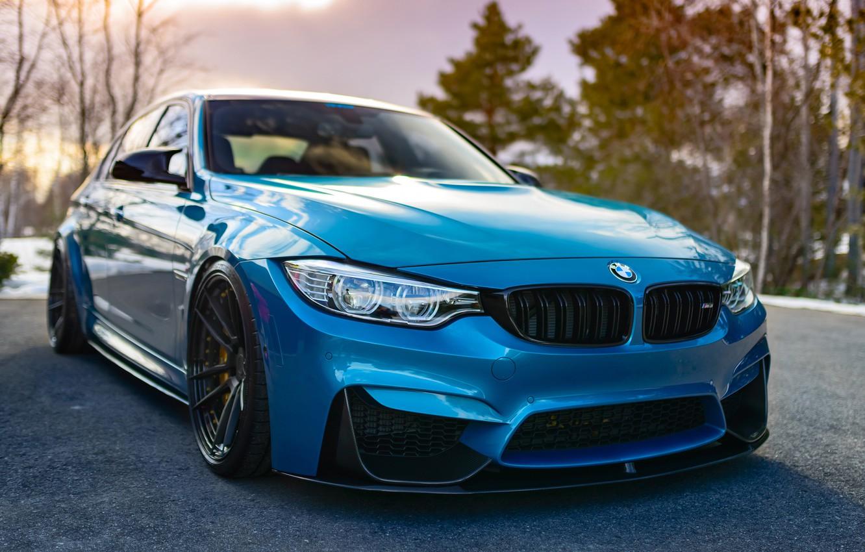 Photo wallpaper BMW, BMW, BMW M