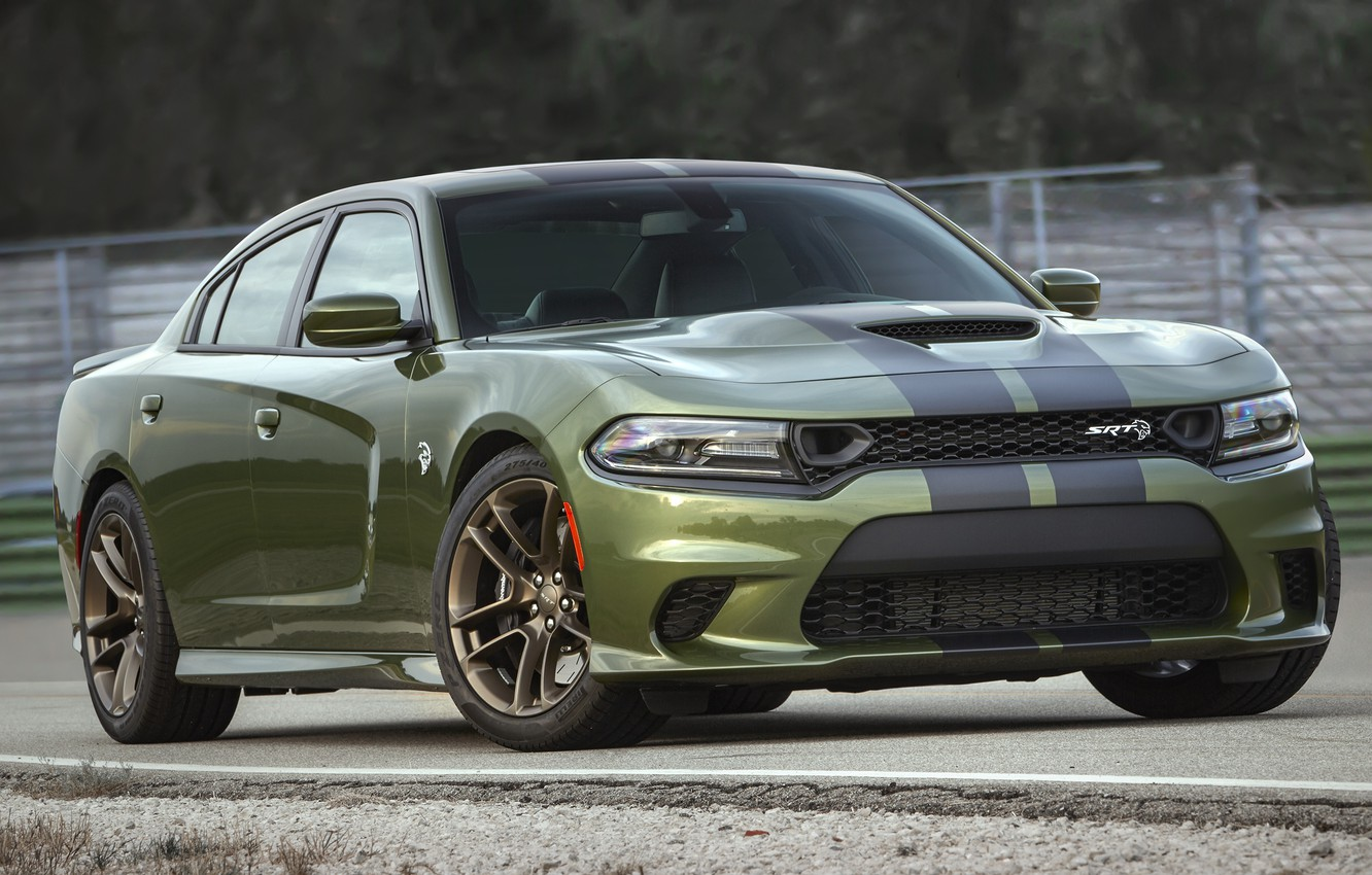Photo wallpaper Dodge, Dodge, muscle, Charger, mopar, Dodge Charger, Hellcat, SRT, Dodge Charger SRT Hellcat, 2019, The …