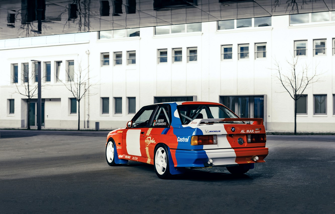 Wallpaper Coupe Bmw E30 M3 M3 Rally Images For Desktop Section Bmw Download