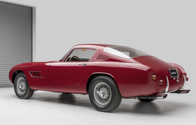 Photo wallpaper Corvette, 1960, Spokes, Chevrolet Corvette, Room, Chrome, Classic car, Sports car, Exhaust, Chevrolet Corvette Scaglietti