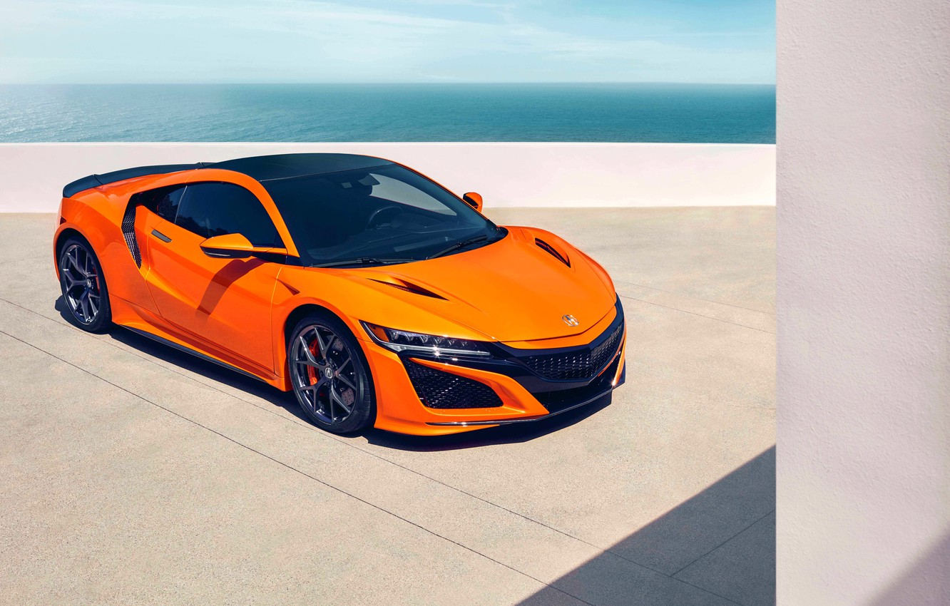 Wallpaper Honda Acura Nsx 2019 Images For Desktop Section Honda