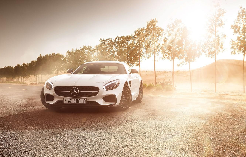 Photo wallpaper Mercedes, AMG, GT-S, Mercedes-AMG GT-S