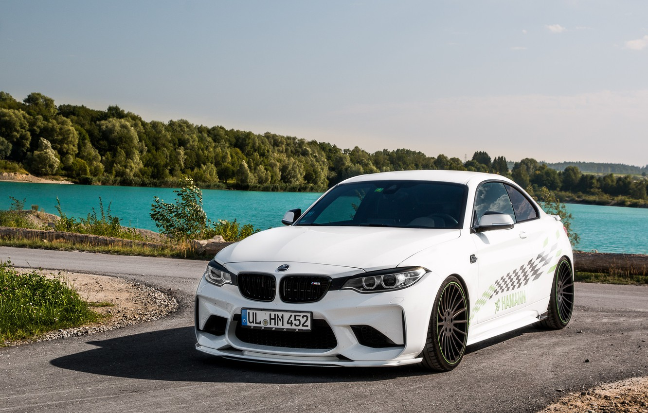 Photo wallpaper BMW, Hamann