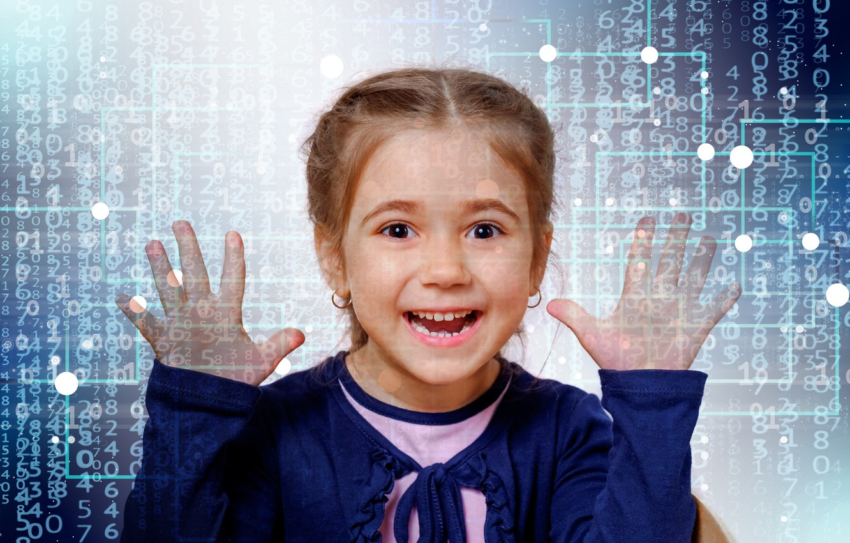 Photo wallpaper information, girl, school, soon, the new school year