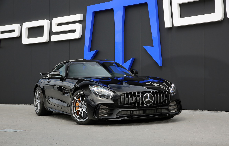 Photo wallpaper auto, photo, Mercedes-Benz, 2019, Posaidon GT R RS830