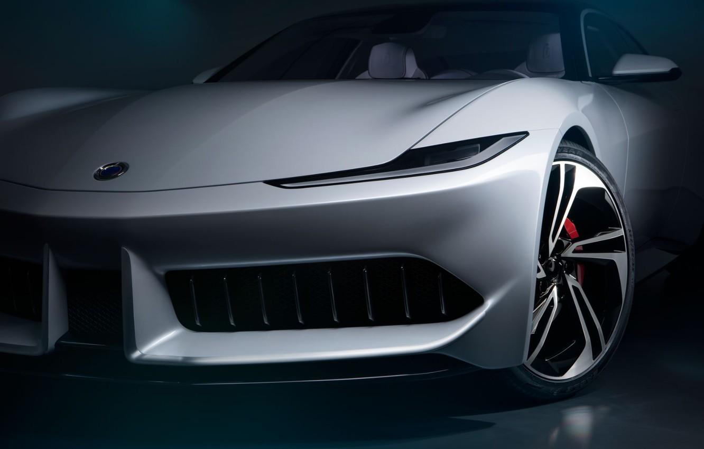 Photo wallpaper Bumper, 2020, Electric Car, Karma Pininfarina GT