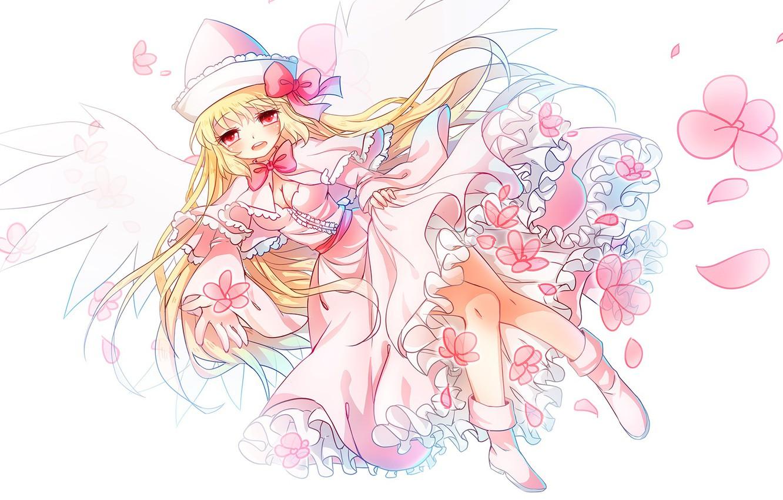 Photo wallpaper background, dress, girl