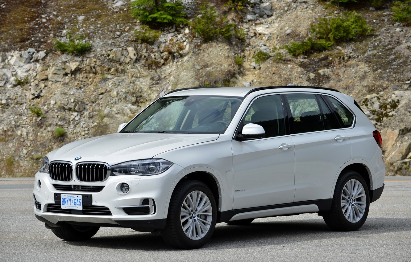 Photo wallpaper BMW, xDrive, X5, 50i