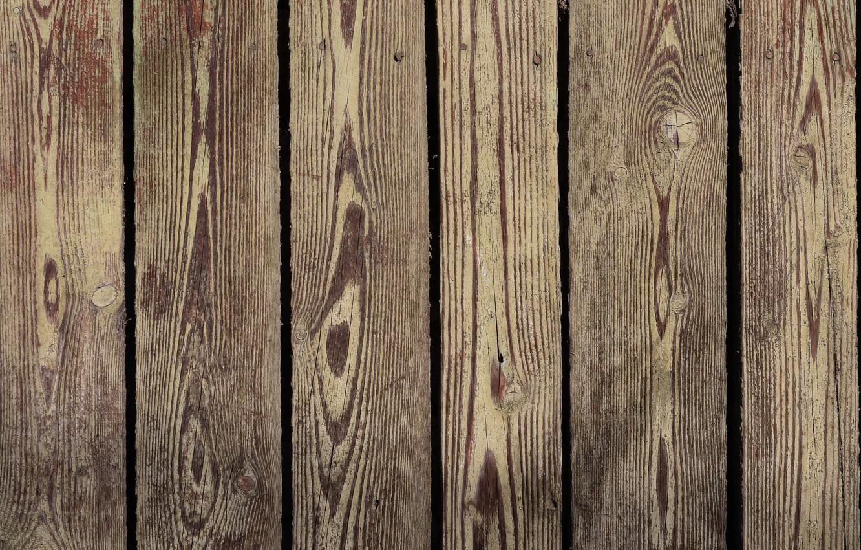 Photo wallpaper surface, tree, Board, wooden