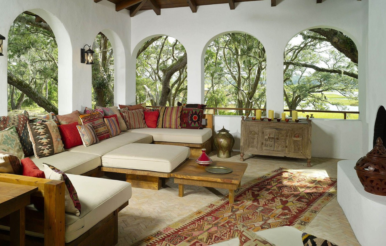 Wallpaper Country Lounge Morocco Images For Desktop Section Interer Download