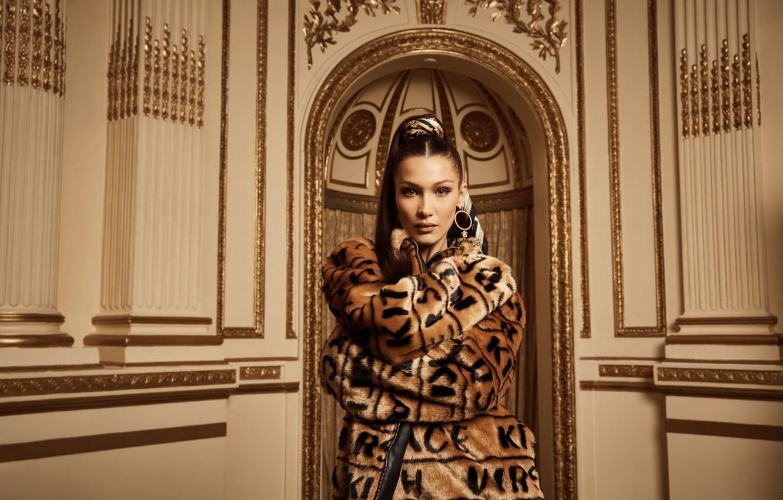 Photo wallpaper model, celebrity, Bella Hadid