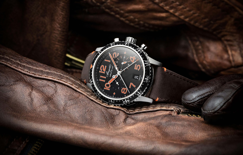 Photo wallpaper Swiss Luxury Watches, Breguet, Swiss wrist watches luxury, Breguet Type XXI 3815, Бреге