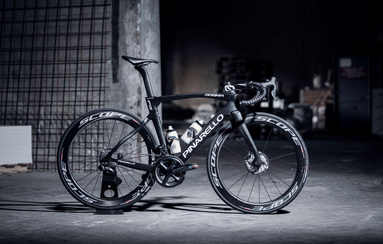 Photo wallpaper bike, sport, bicycle, Carbon, Spor, DOGMA, PINARELLO, bike •