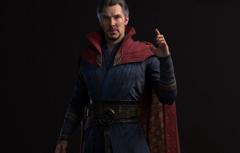 Wallpaper Fascinator Marvel The Wizard Sorcerer Doctor
