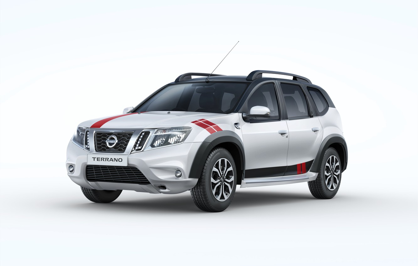 Photo wallpaper Nissan, 2018, Terrano, Sport India