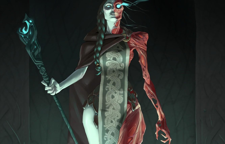 24+ Dark Fantasy Wallpaper Pics